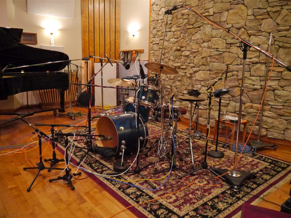 Drum action